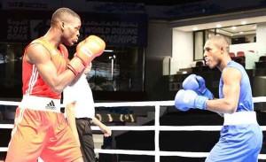La Cruz Day 4-Doha 2015 AIBA World Boxing-Championships