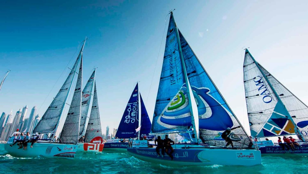 Nine crews prepare for two weeks of exciting offshore and inshore challenges