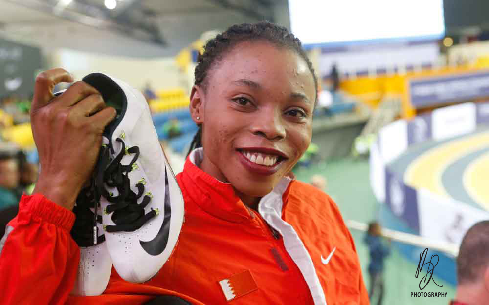 OLUWAKEMI MUJIDAT ADEKOYA (BRN) 400 m Women GOLD